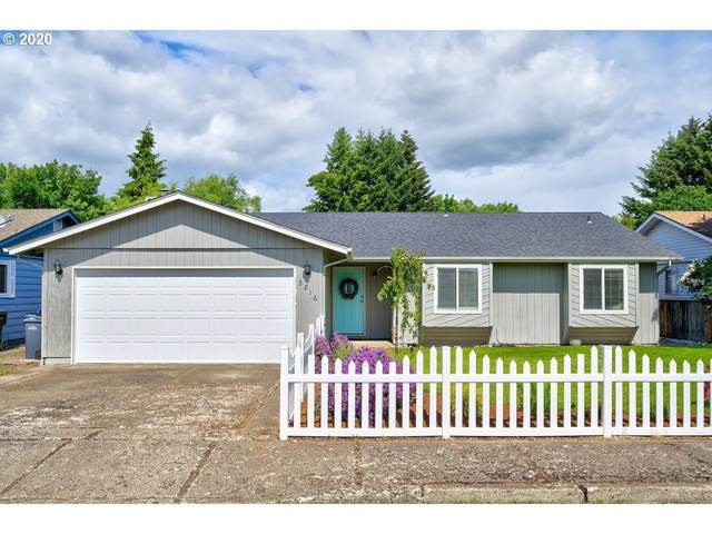3816 Woodward Ct NE, Keizer, OR 97303 (MLS #20273533) :: Townsend Jarvis Group Real Estate