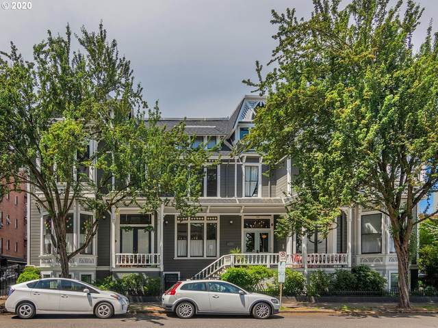 133 NW 18TH Ave #8, Portland, OR 97209 (MLS #20274469) :: The Liu Group