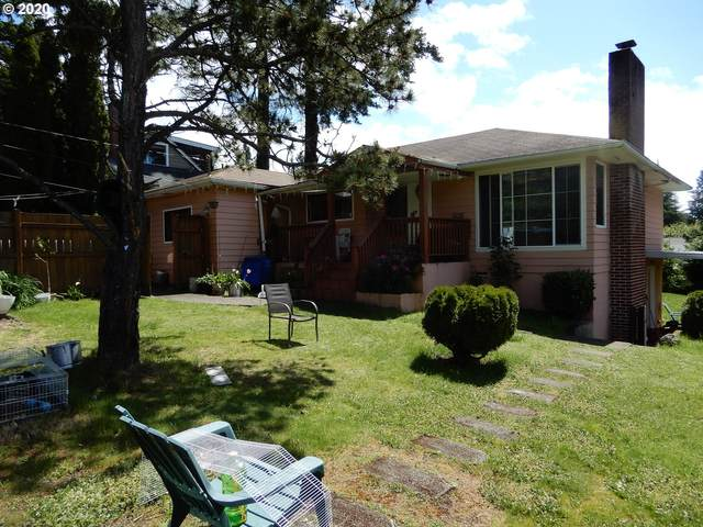6100 SW Taylors Ferry Rd, Portland, OR 97219 (MLS #20274634) :: Holdhusen Real Estate Group