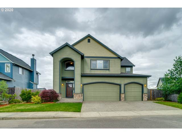 1485 NE Gardiner Dr, Estacada, OR 97023 (MLS #20274844) :: Next Home Realty Connection