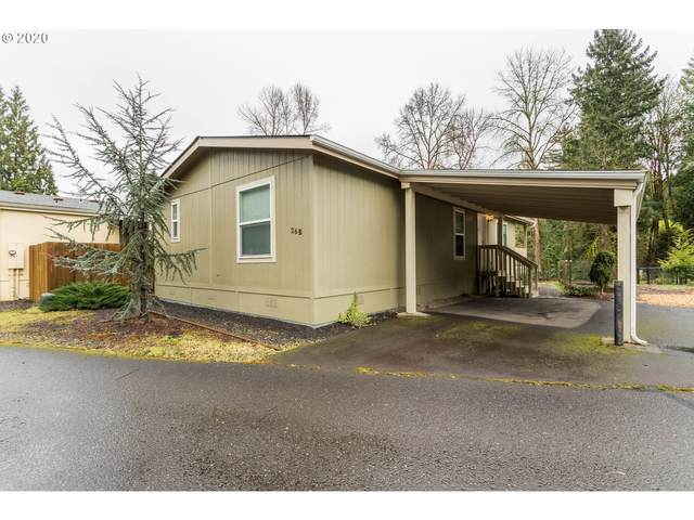 8750 SE 155TH Ave 26B, Happy Valley, OR 97086 (MLS #20274936) :: Next Home Realty Connection