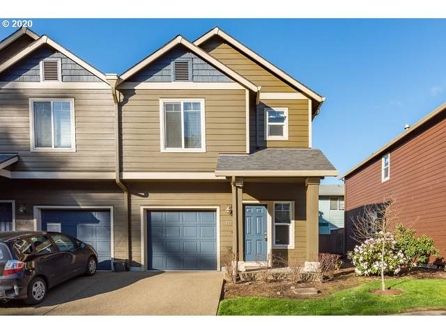 810 E 9TH St #22, Newberg, OR 97132 (MLS #20274956) :: Fox Real Estate Group