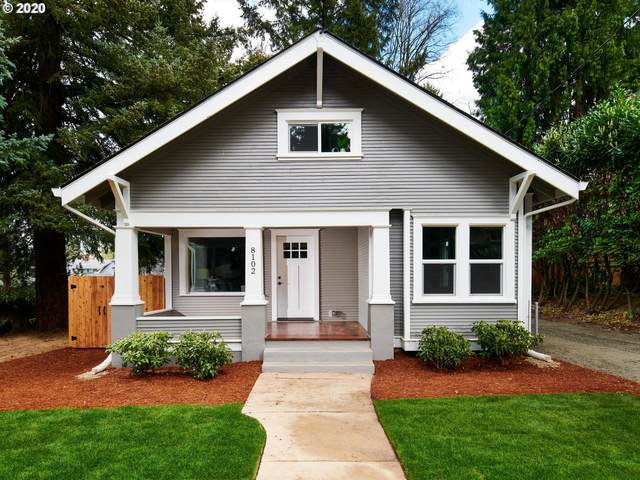 8102 SW 39TH Ave, Portland, OR 97219 (MLS #20274976) :: Fox Real Estate Group