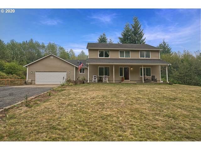 3625 Green Mountain Rd, Kalama, WA 98625 (MLS #20275222) :: Townsend Jarvis Group Real Estate