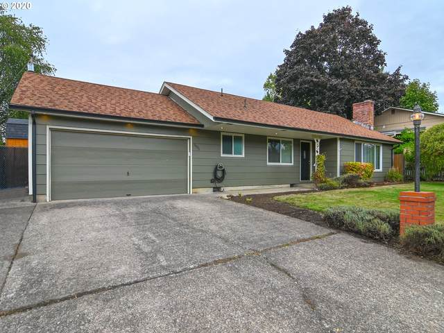 3525 Westward Ho Ave, Eugene, OR 97401 (MLS #20275324) :: Stellar Realty Northwest