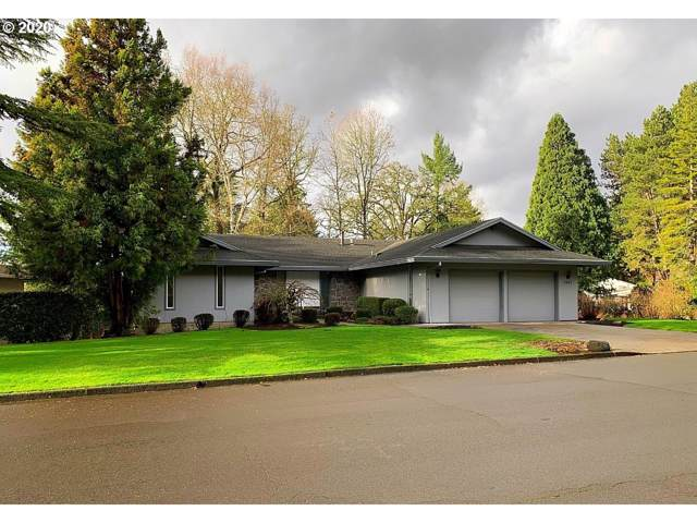 1485 SW Parkwood Dr, Portland, OR 97225 (MLS #20275809) :: The Liu Group