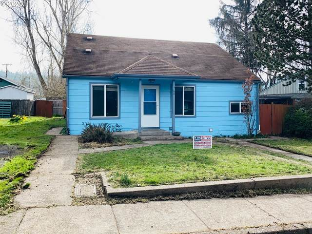 760 W 25TH Ave, Eugene, OR 97405 (MLS #20275901) :: Townsend Jarvis Group Real Estate