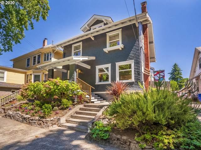 114 SE 17TH Ave, Portland, OR 97214 (MLS #20275976) :: TK Real Estate Group