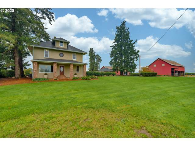 29411 S Barlow Rd, Canby, OR 97013 (MLS #20276358) :: McKillion Real Estate Group