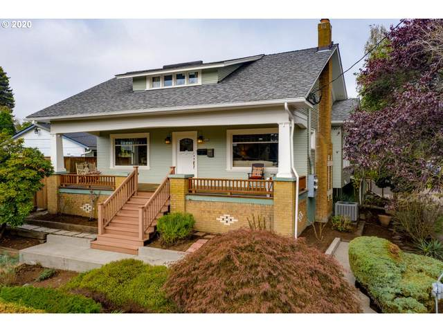 2443 SE Clinton St, Portland, OR 97202 (MLS #20276554) :: Townsend Jarvis Group Real Estate