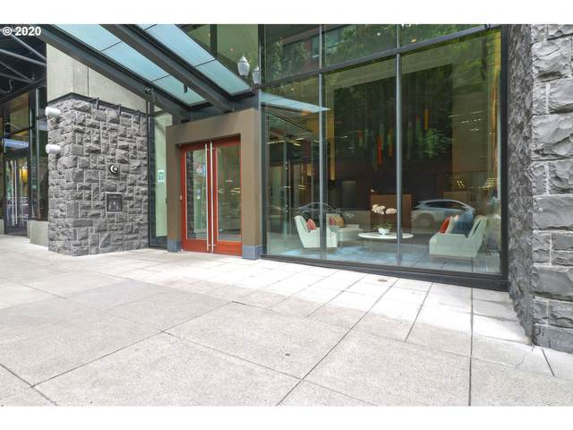 1025 NW Couch St #722, Portland, OR 97209 (MLS #20277224) :: Premiere Property Group LLC