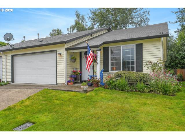 2603 SW 5TH Way, Battle Ground, WA 98604 (MLS #20277234) :: Lucido Global Portland Vancouver
