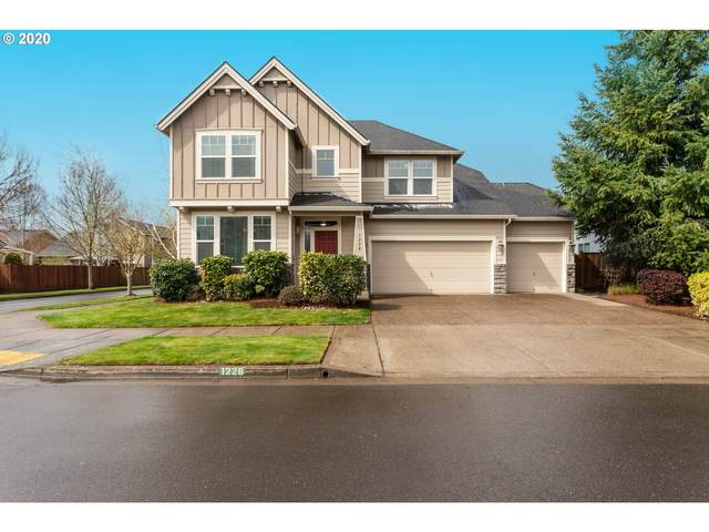 1228 Throne Dr, Eugene, OR 97402 (MLS #20277328) :: Fox Real Estate Group
