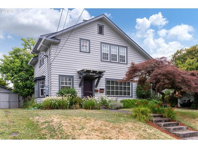 6435 SE 22ND Ave, Portland, OR 97202 (MLS #20277529) :: Cano Real Estate