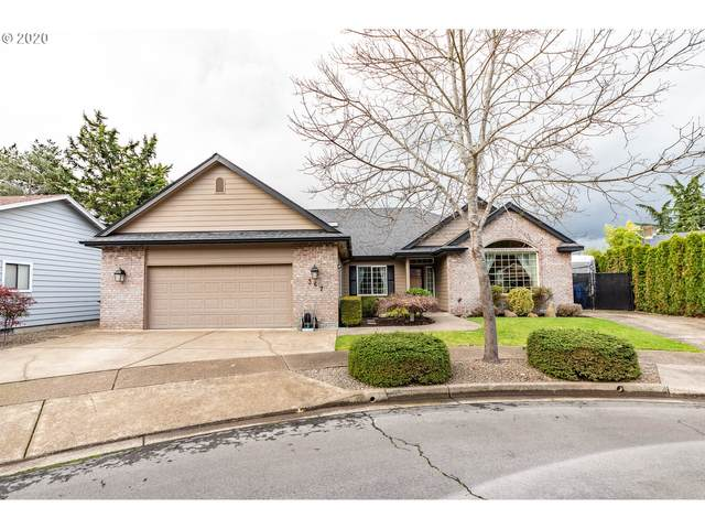 367 72ND Pl, Springfield, OR 97478 (MLS #20277606) :: Song Real Estate