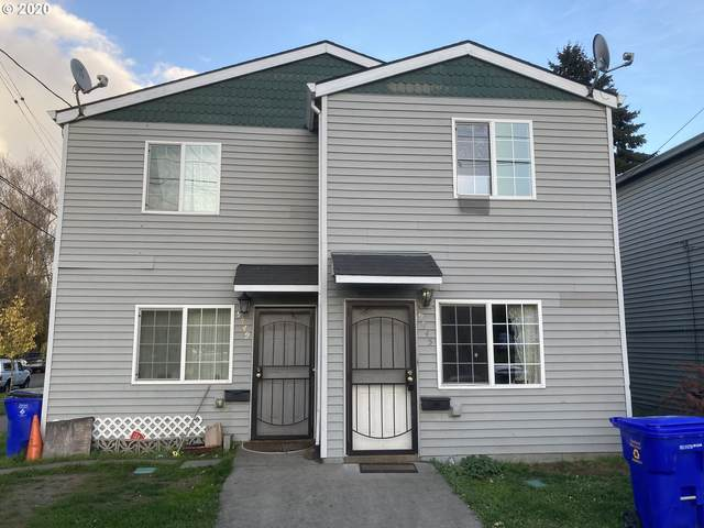 9845 N Lombard St, Portland, OR 97203 (MLS #20278146) :: Duncan Real Estate Group