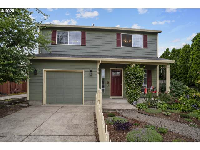 523 SW 174TH Ter, Beaverton, OR 97006 (MLS #20278348) :: Next Home Realty Connection