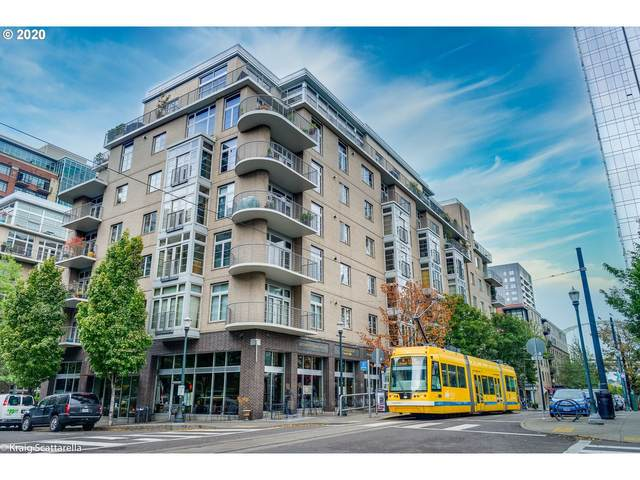 1133 NW 11TH Ave #313, Portland, OR 97209 (MLS #20279459) :: Townsend Jarvis Group Real Estate