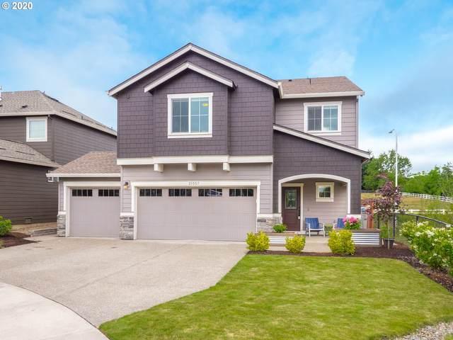 21557 SW Derby Ter, Sherwood, OR 97140 (MLS #20279586) :: McKillion Real Estate Group