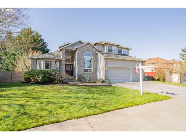 13806 NW 43RD Ave, Vancouver, WA 98685 (MLS #20279652) :: The Liu Group