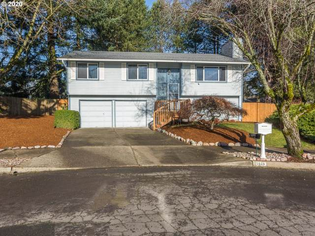 1525 SE Hale Ct, Gresham, OR 97080 (MLS #20279794) :: Next Home Realty Connection