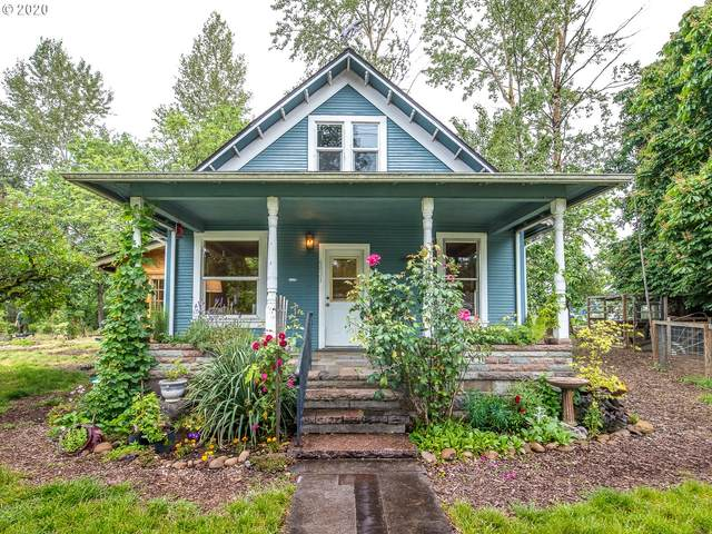 6821 SE Brehaut St, Milwaukie, OR 97222 (MLS #20280366) :: Next Home Realty Connection