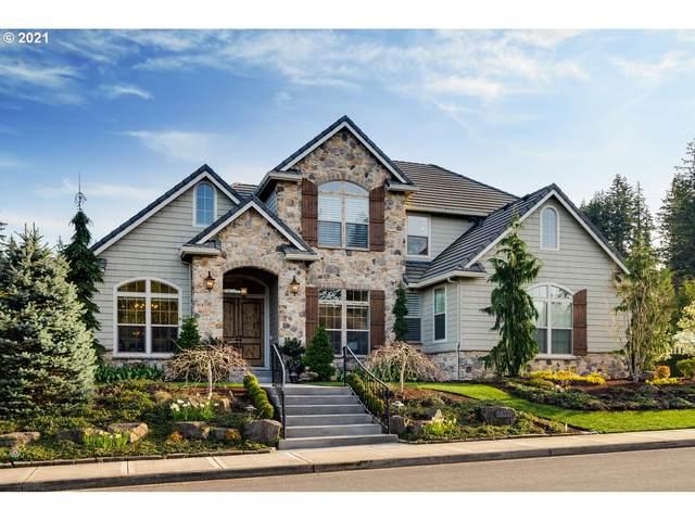 5933 NW Michaelbrook Ln, Camas, WA 98607 (MLS #20280600) :: Cano Real Estate