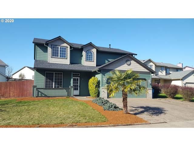 8818 NE 164TH Ave, Vancouver, WA 98682 (MLS #20280928) :: Gustavo Group