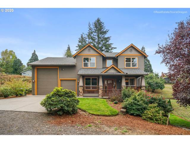 9200 NW Kearney St, Portland, OR 97210 (MLS #20281168) :: Brantley Christianson Real Estate