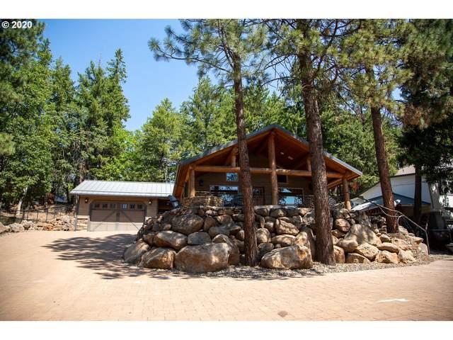 360 Oak Park Ln, Wamic, OR 97063 (MLS #20281296) :: Stellar Realty Northwest
