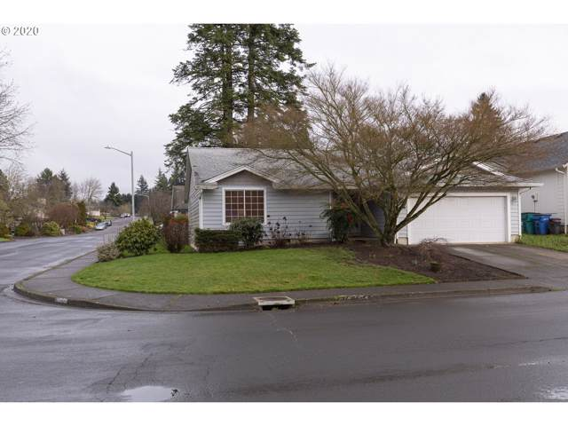 8319 NE 26TH Ave, Vancouver, WA 98665 (MLS #20281717) :: Song Real Estate