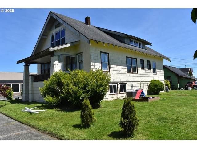 803 W 3rd St, Aberdeen, WA 98520 (MLS #20281722) :: Song Real Estate