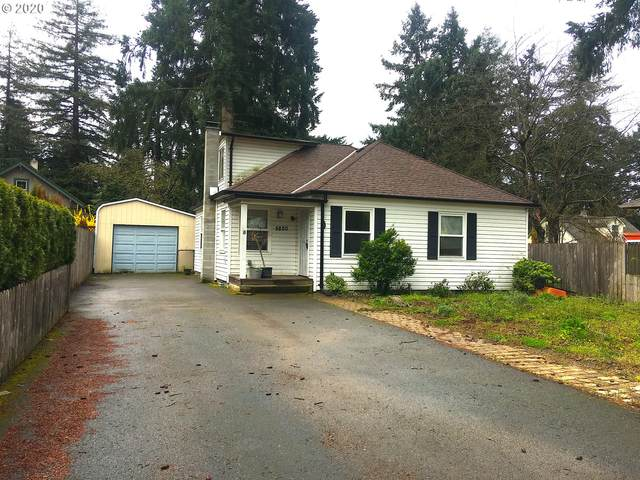 5820 SE Firwood St, Milwaukie, OR 97222 (MLS #20281787) :: Stellar Realty Northwest