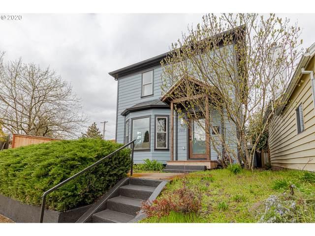 7217 N Catlin Ave, Portland, OR 97203 (MLS #20282110) :: Coho Realty