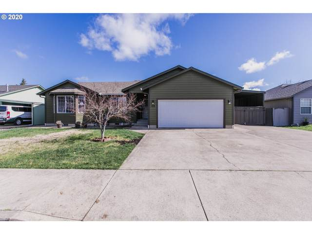 115 Quail Run St, Sutherlin, OR 97479 (MLS #20282127) :: Townsend Jarvis Group Real Estate