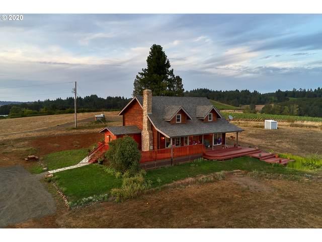 11011 NE Finn Hill Loop, Carlton, OR 97111 (MLS #20282295) :: McKillion Real Estate Group