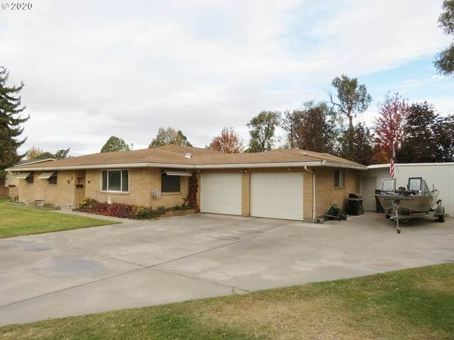 750 W Quince Ave, Hermiston, OR 97838 (MLS #20282395) :: Fox Real Estate Group