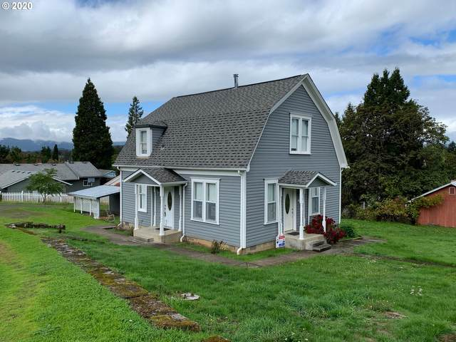 215 SE Fifth St, Oakland, OR 97462 (MLS #20282569) :: Fox Real Estate Group