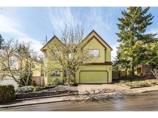 7871 SW 173RD Pl, Beaverton, OR 97007 (MLS #20282690) :: The Liu Group