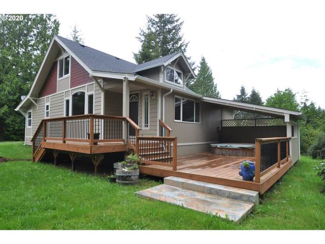 16716 SW Orchard St, Clatskanie, OR 97016 (MLS #20283525) :: Duncan Real Estate Group