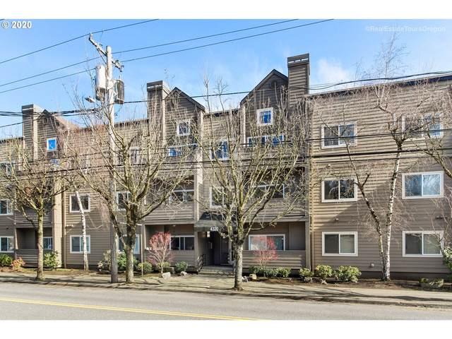 4320 SW Corbett Ave #315, Portland, OR 97239 (MLS #20284147) :: McKillion Real Estate Group