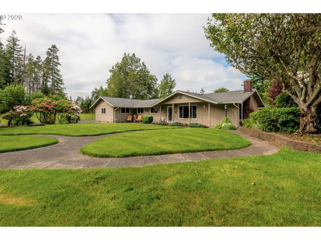 93709 Raymond Ln, North Bend, OR 97459 (MLS #20284203) :: Fox Real Estate Group