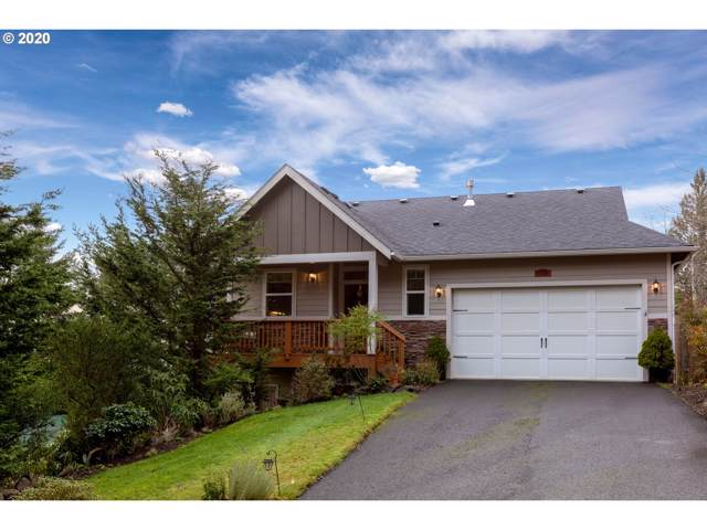 1725 8th St, Astoria, OR 97103 (MLS #20284333) :: Song Real Estate