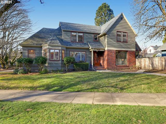 709 NE 32ND Ave, Portland, OR 97232 (MLS #20284487) :: Next Home Realty Connection