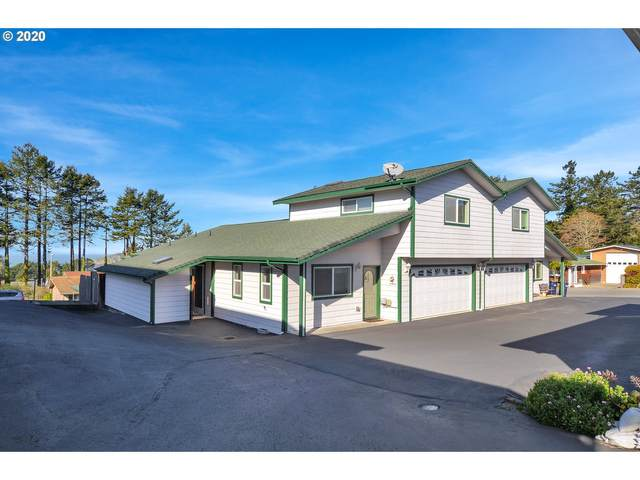 1213 Ransom Ave, Brookings, OR 97415 (MLS #20284501) :: McKillion Real Estate Group