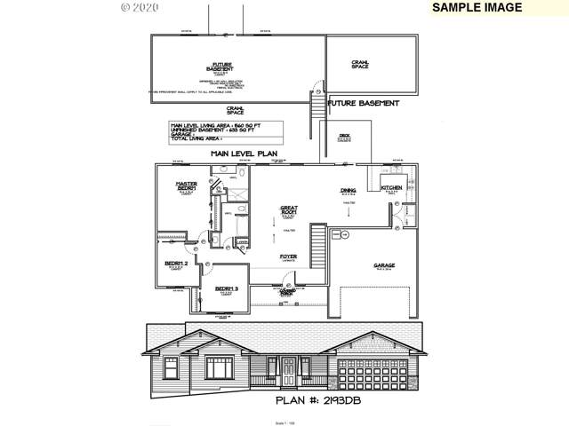 1 W 13th St, The Dalles, OR 97058 (MLS #20284559) :: McKillion Real Estate Group