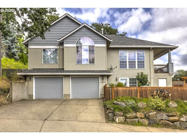 1871 Rockridge Dr, West Linn, OR 97068 (MLS #20285517) :: McKillion Real Estate Group
