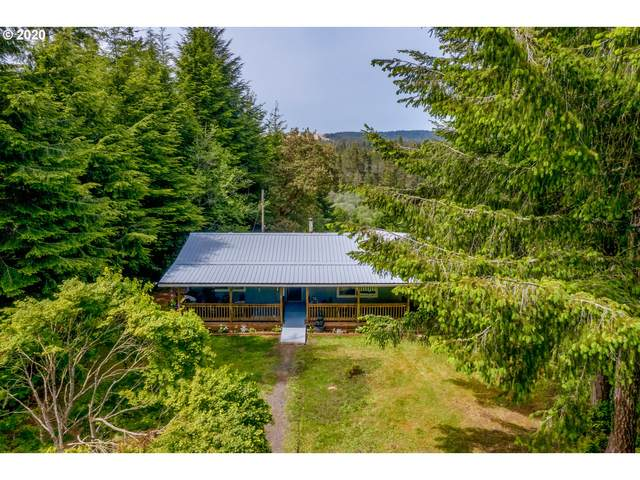 970 Hilltop Dr, Lakeside, OR 97449 (MLS #20285630) :: Fox Real Estate Group