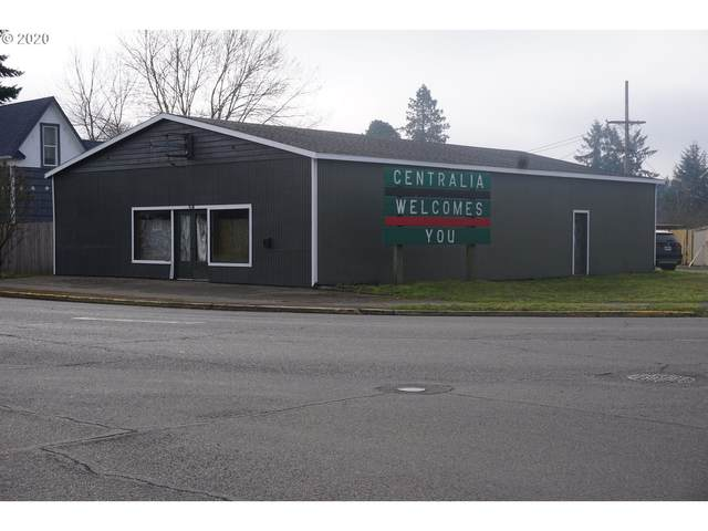 514 W Cherry St, Centralia, WA 98531 (MLS #20285726) :: McKillion Real Estate Group