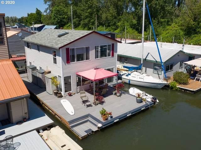 160 N Tomahawk Island Dr, Portland, OR 97217 (MLS #20285892) :: McKillion Real Estate Group